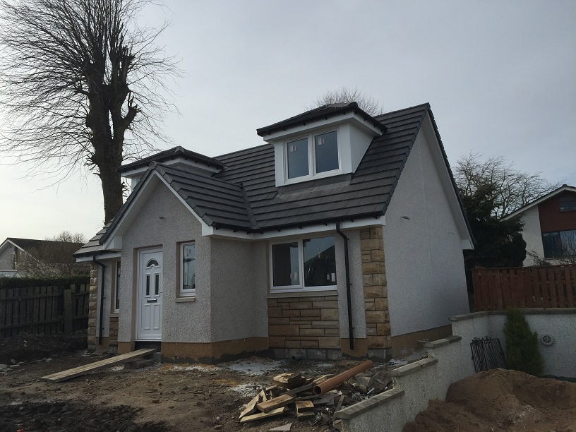 New house inverness spa builders inverness for Spa builders